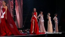 MISS UNIVERSE 2017 PAGEANT NIGHT EVENING GOWN COMPETITION REPLAY