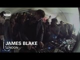 James Blake Boiler Room London DJ Set