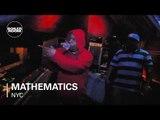 Mathematics - Eyes Low, Carlton Fisk - Boiler Room Rap Life NY
