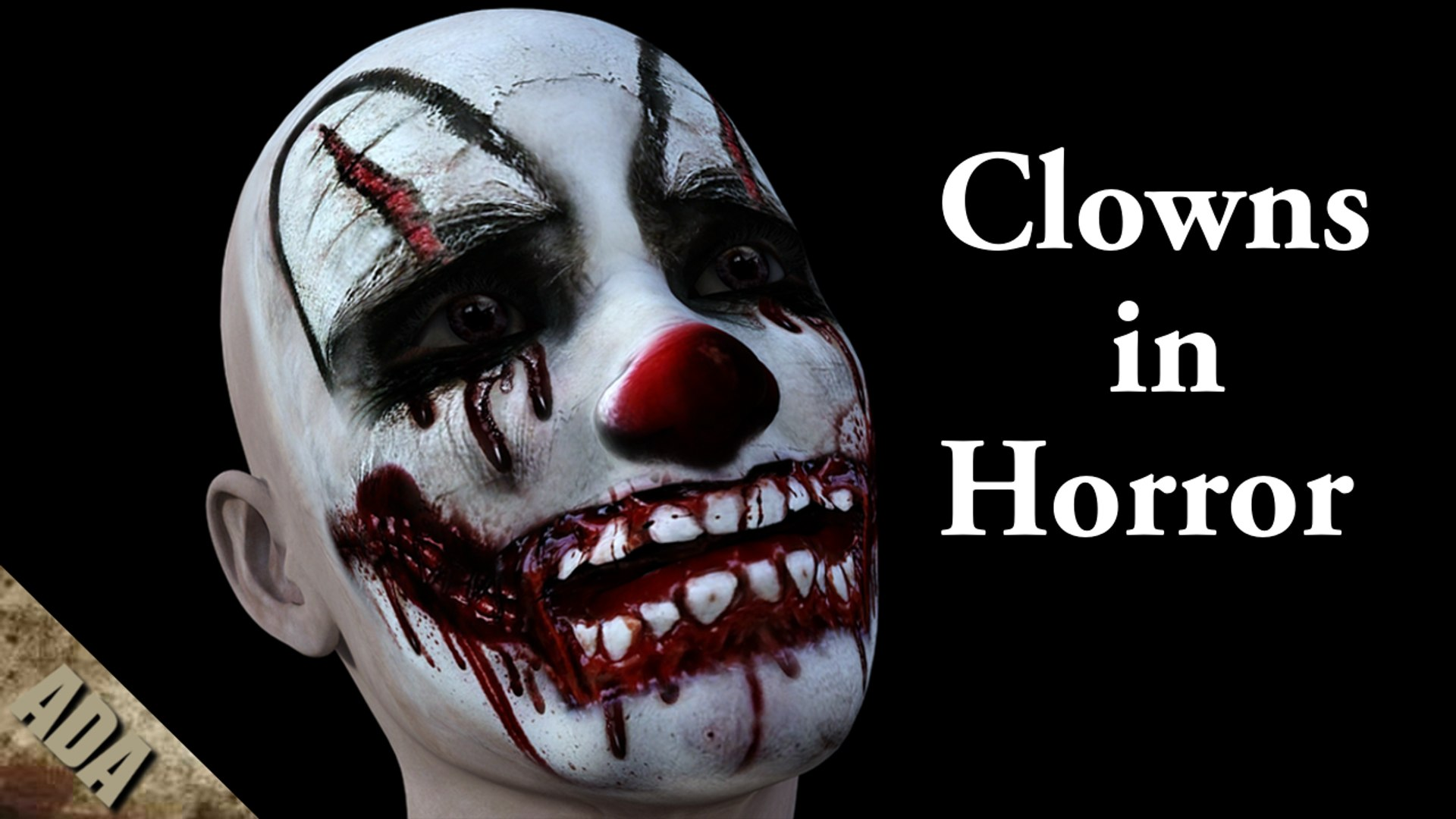 Why is This a Thing? Creepy Clowns in Horror Movies