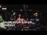 Diloxclusiv B2B Sir Vincent Boiler Room x Bridgesformusic.org DJ Set at Boiler Room ADE