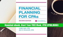 read only Financial Planning for CPAs (CPA Practice Guide Series) For Ipad
