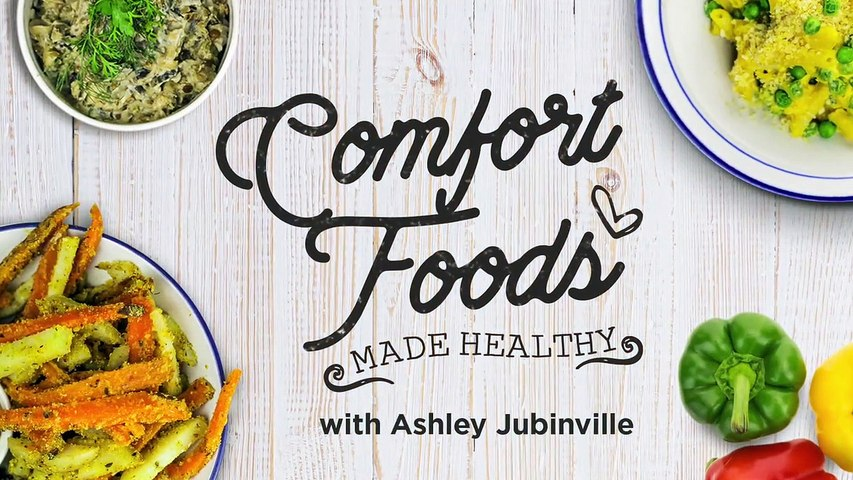 FMTV - Comfort Foods Made Healthy with Ashley Jubinville