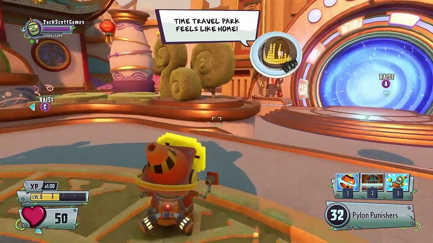 Plants vs  Zombies: Garden Warfare 2 - Gameplay Part 5 - Imp and Z-Mech  Quests! Crazy Targets! (PC)