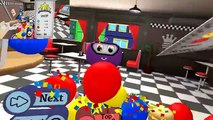VR The Diner Duo Gameplay - Flipping Burgers with Sarah! - Lets Play VR The Diner Duo