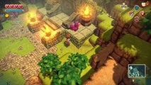 Oceanhorn: Monster of Uncharted Seas - 100% Walkthrough Part 5 [PS4] – Great Forest