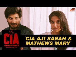 Comrade In America (CIA) Movie Scene  | Aji ,Sarah & Mathews Mary |  Amal Neead