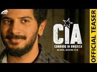 Comrade In America ( CIA ) Official Teaser | Amal Neerad | Dulquer Salmaan