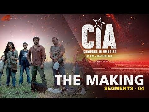 Comrade In America (CIA) The Making Segment 04 | Amal Neerad | Dulquer Salmaan
