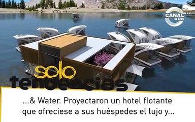 Hotel flotante | nosolotendencias.es