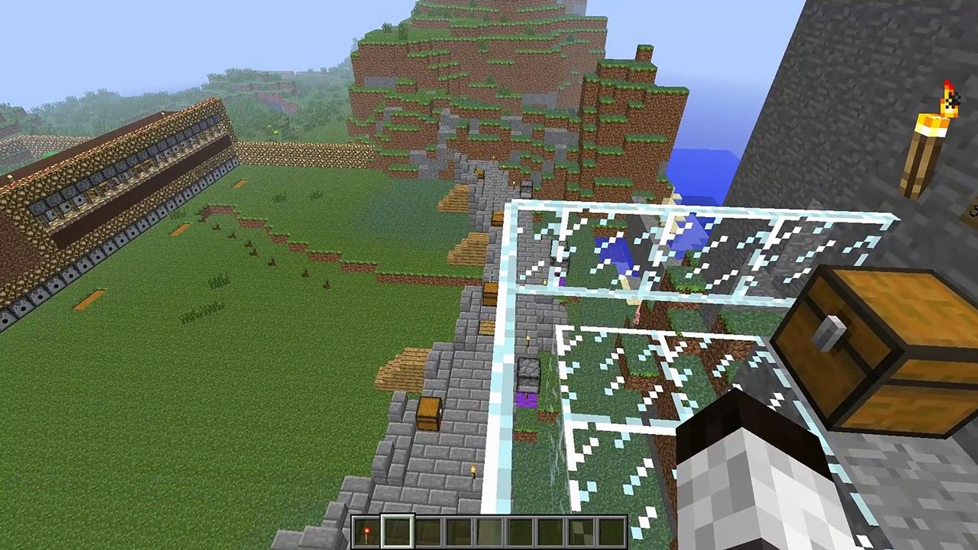Minecraft 10.000 Clay Soldier - HdR / LotR Helms Klamm / Helms Deep