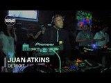 Juan Atkins Boiler Room Detroit DJ Set