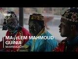 Maâlem Mahmoud Guinia Boiler Room Marrakech Live Performance