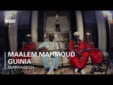 Maalem Mahmoud Guinia Boiler Room Marrakech Live Performance