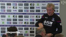 Roy Hodgson - this could be a very good year at Crystal Palace-MtHMovN_tS8
