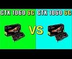 GTX 1060 3G vs GTX 1060 6G  Core i5-7400