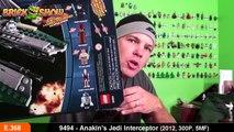 LEGO Anakins Jedi Interceptor Review : LEGO 9494 Review