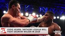 Anthony Joshua Vs. Deontay Wilder 2018 Details - Eddie Hearn Tells All _ SI NOW _ Sports Illustrated-UtkaqmAxYPU