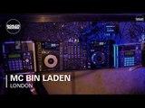 MC Bin Laden Boiler Room X Red Bull Music Academy presents Atlas