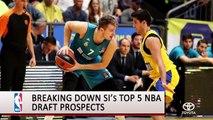 Luka Dončić, Marvin Bagley & More Top 5 NBA Draft Prospects Ranked _ SI NOW _ Sports Illustrated-xJSLBv0brJo