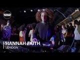 Hannah Faith Boiler Room London DJ Set
