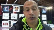 Benali Beghouach essaie de trouver les raisons de la défaite face à Nantes