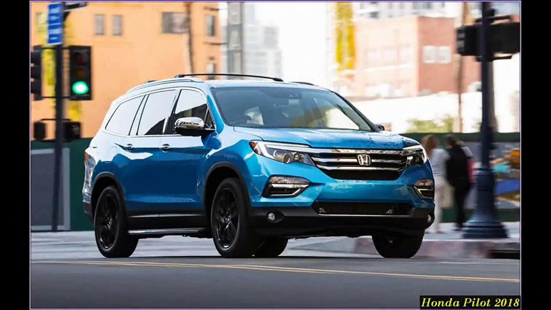 Sam Swope Honda >> New Honda Pilot 2018 Touring Elite Interior Exterior Review E15bad0e5cq