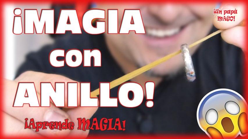 TRUCO DE MAGIA CON ANILLO   APRENDE MAGIA   is Family Friendly