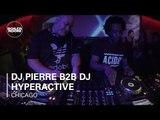 DJ Pierre b2b DJ Hyperactive Boiler Room Chicago DJ Set