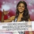 Miss Monde: Qui est Aurore Kichenin qui représente la France?
