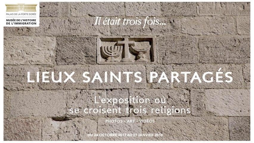 L'exposition Lieux saints partagés racontée par ses commissaires