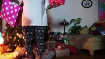 VLOGMAS   WHAT I GOT FOR CHRISTMAS   Opening Presents (continuation of #vlogmas day 24)