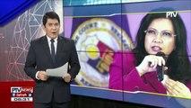 CJ Sereno, inimbitahang dumalo sa pagdinig ukol sa impeachment complaint laban sa kanya