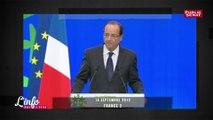 Cécile Duflot sur la promesse de F.Hollande de fermer Fessenheim : « le ridicule ne tue pas, la preuve je suis toujours vivante »