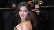 Salma Hayek says designers refused to dress her