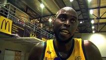 Mamadou Dia, capitaine de Fos Provence Basket.