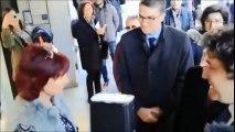 Le ministre de l'Intérieur Gérard Collomb en visite le 17 novembre à Libourne