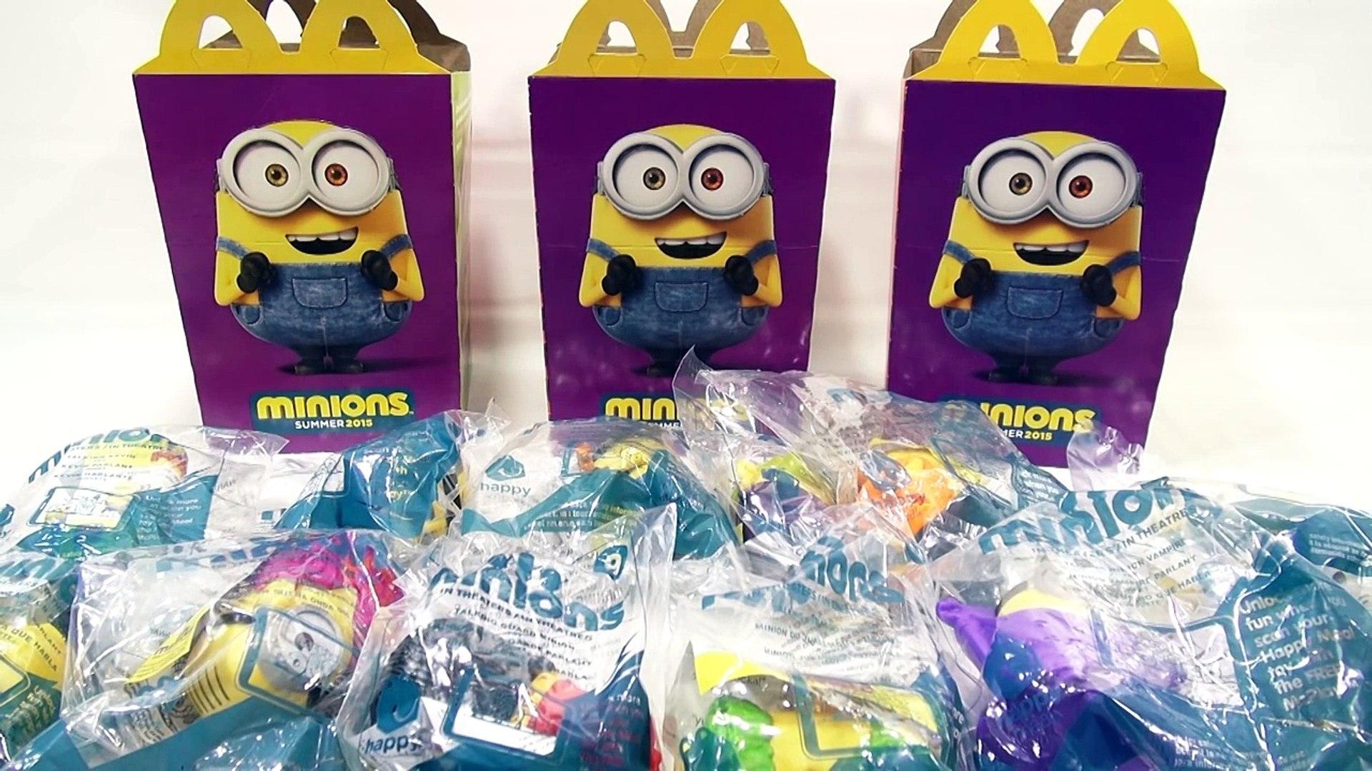 McDonalds 2015 Minions #7 Minion Pirate