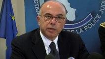 Bernard Cazeneuve: '' Il n'y a pas de principe général d'interdiction de manifestation ''