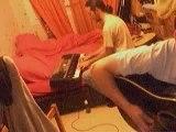 saint seiya guitare