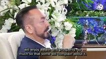 Worldwide prosperity will be achieved in Hazrat Mahdi's (as) era