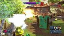 Lets Play Plants Vs Zombies Garden Warfare #251 Deutsch - Backup Zombie