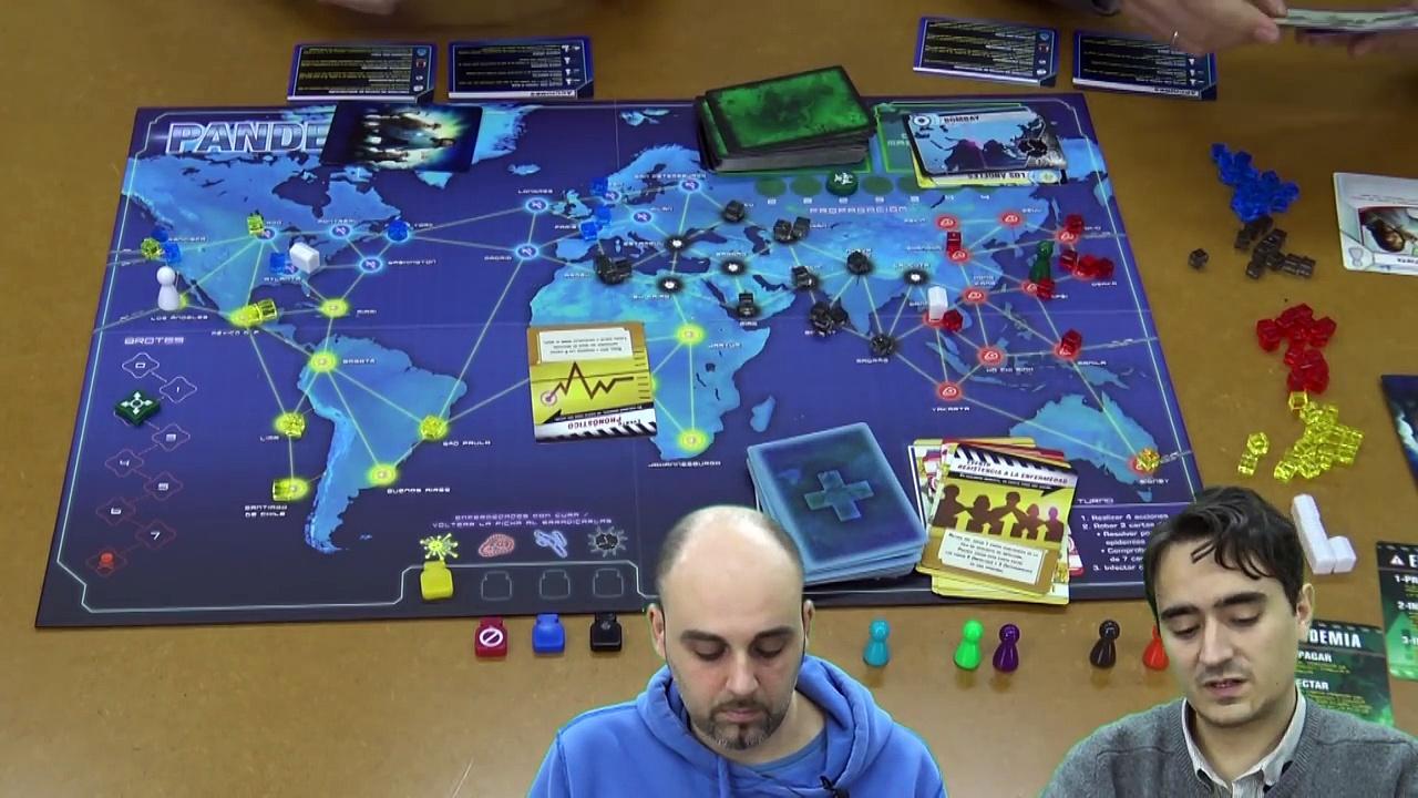 Pandemic (Pandemia): Así lo jugamos