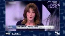 """Carla Bruni-Sarkozy compare Nicolas Sarkozy à un """"prophète"""""""