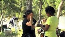 """le tournage de """"Camping Paradis"""" à Martigues: c'est reparti !"""