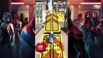 Spider-Man Unlimited Space Suit Hands-on & Amazing Spider Fam