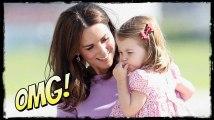 Kate Middleton : Son adorable confidence sur la princesse Charlotte !