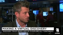 No Money or Time to Travel? Discovery's New VR Series Wants to Fix That