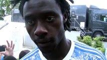 Nicolas N'Koulou s'adapte petit à petit à la planète OM. (vidéo).