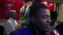 Patrice Évra et les supporters de l'OM, c'est une longue histoire...(vidéo).